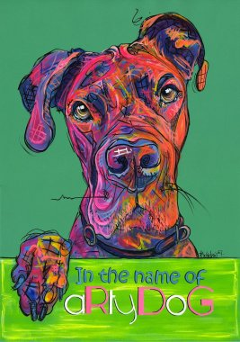 aRtyDoG Milo, Great Dane, boy, Germany