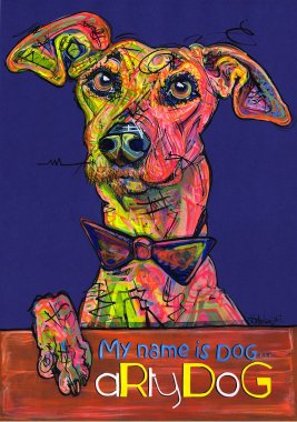 aRtyDoG Gulypan, Magyar Agar, girl, Belgium 