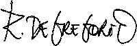 The Romina De Gregorio signature
